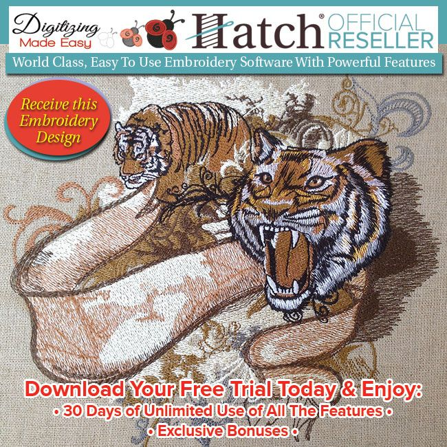 🐈 Hatch embroidery digitizer crack download | Wilcom Studio E2 Free
