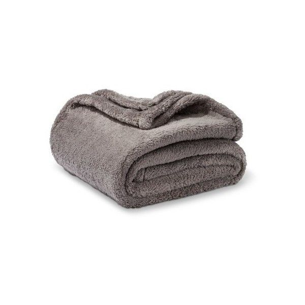 Fuzzy Blanket Throw Threshold Target 36 Liked On