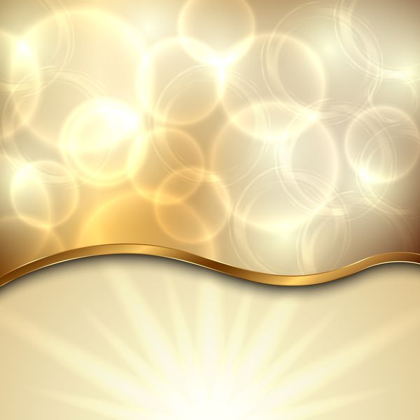 Golden background with abstract shiny vector backgrounds idea for golden background with abstract shiny vector voltagebd Image collections