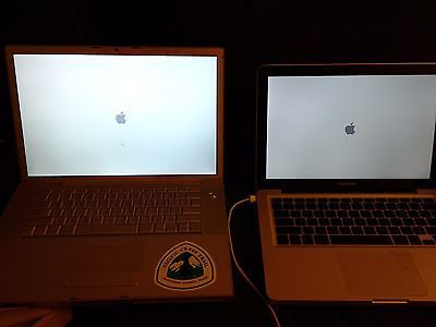 "TWO Apple MacBook Pro 17"" and 15"" 2.4Ghz 4GB RAM  - FOR PARTS OR REPAIR https://t.co/dx5mhwVVvp https://t.co/YMWno02Lx4"