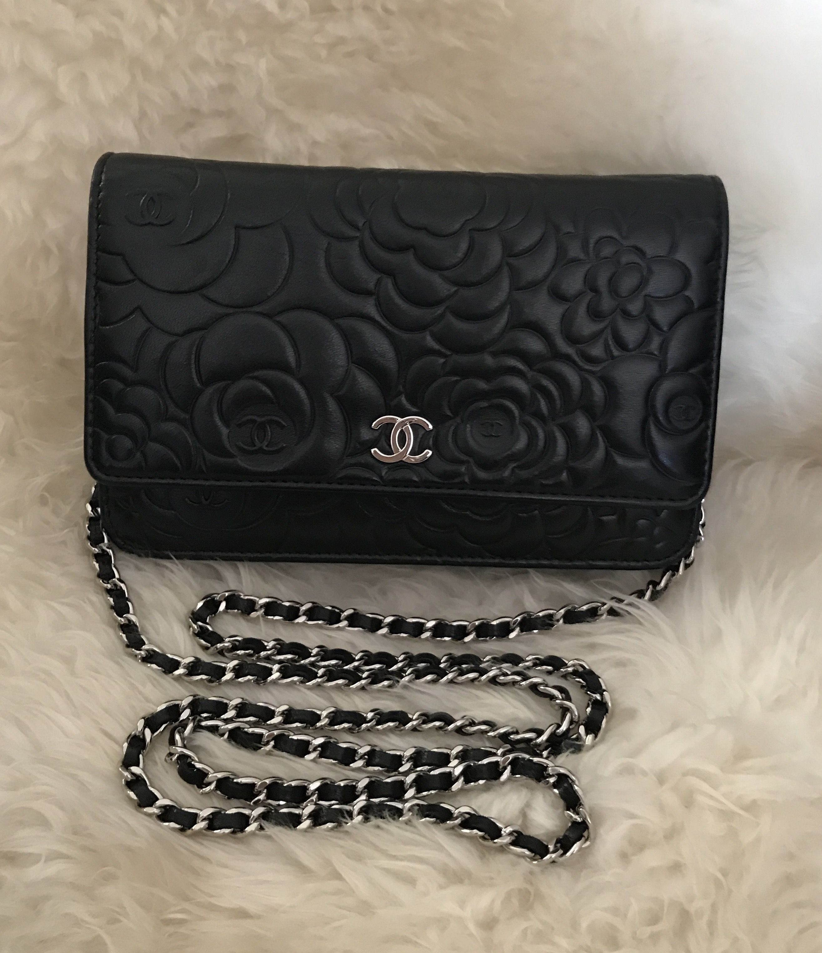 14c2a736d9d8 CHANEL Camellia WOC | CHANEL in 2019