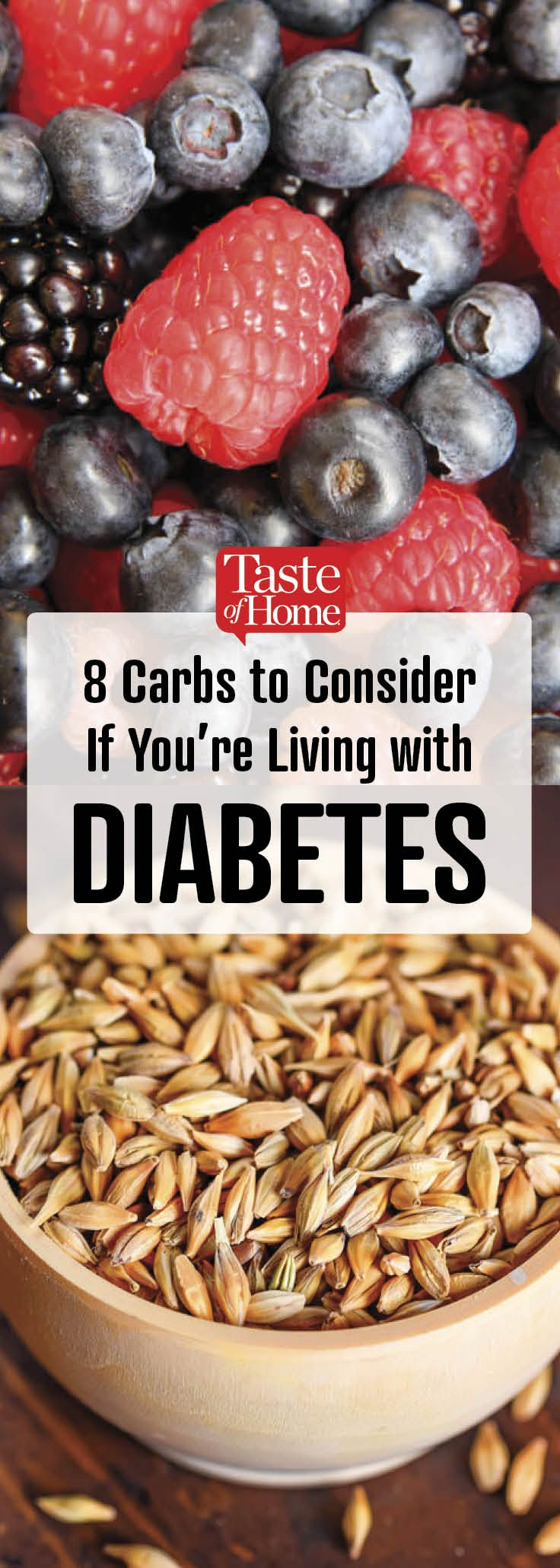 8 Carbs to Love If You're Living with Diabetes (Really