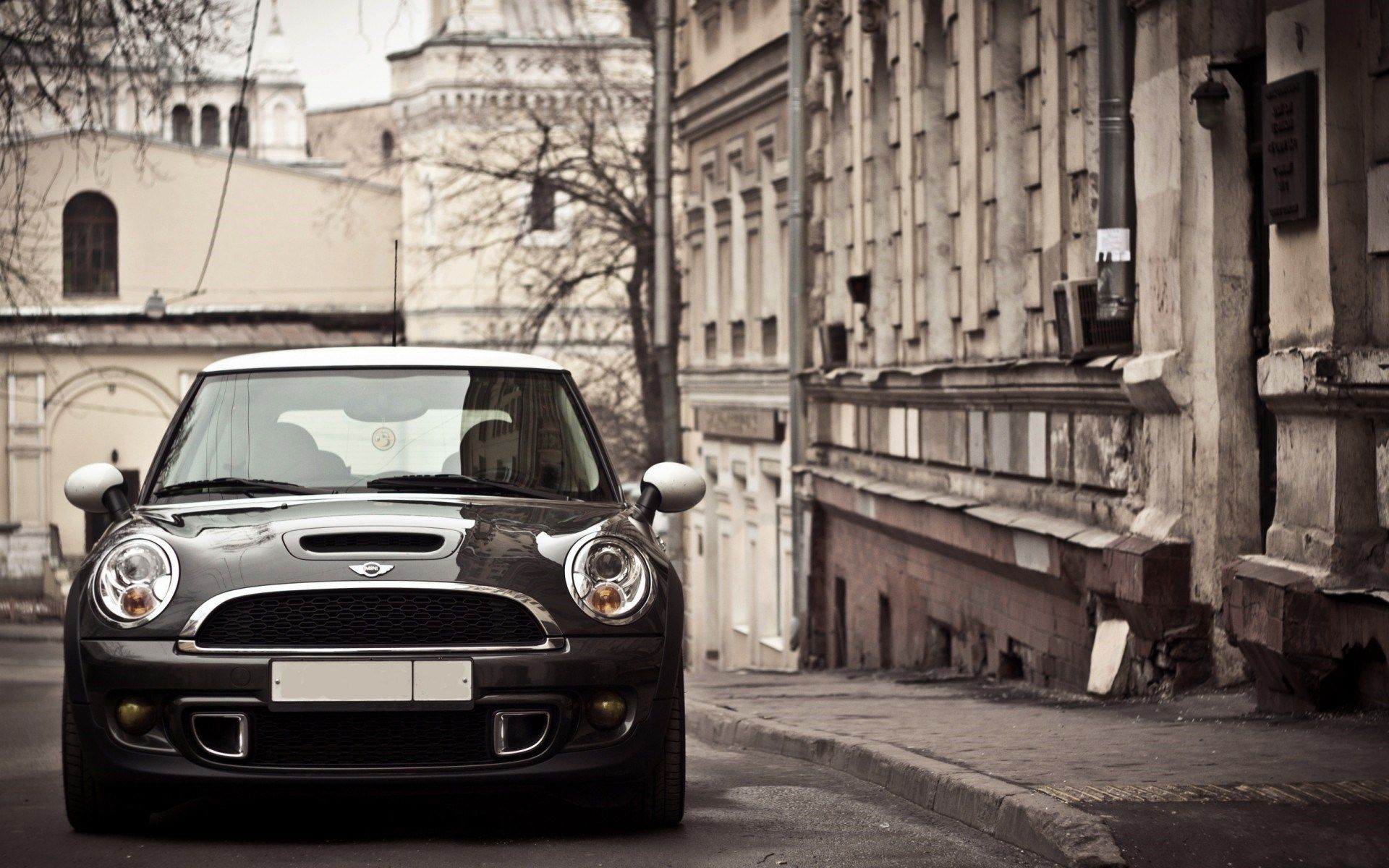old mini cooper hd wide wallpaper for widescreen | mini cooper