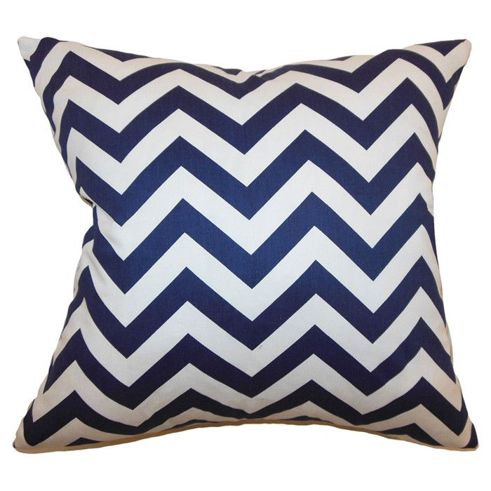 Xayabury Pillow I Like This Design It Would Be Interesting To Also Have Japanese Circle Wave Paterns Chevron Pillows The Pillow Collection Throw Pillows