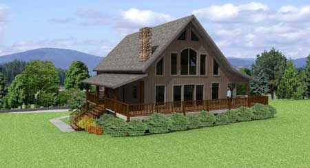 Mountaineer Timber Frames The Seneca Timber Frame House Plans Timber Home Living