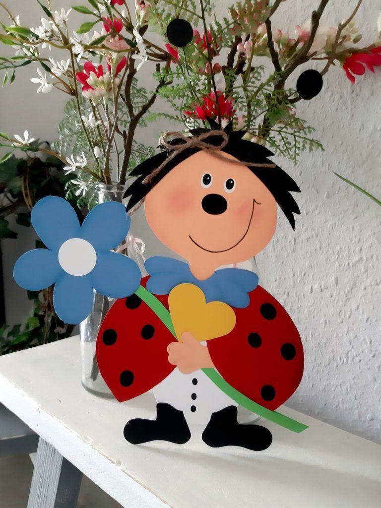 Kleiner Frühlingsbote! – Kreativ-Blog der Buntpapierwelt.de