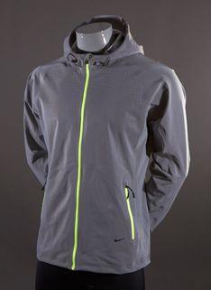 05af3e22761d Nike Flash Jacket - Mens Running Clothing - Reflect Silver-Matte  Silver-Black