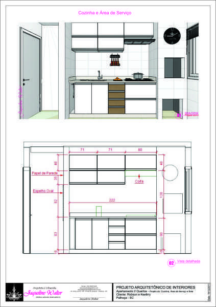 Cozinha  Medidas  Drawings  Pinterest  Kitchens Autocad Glamorous Autocad For Kitchen Design Review