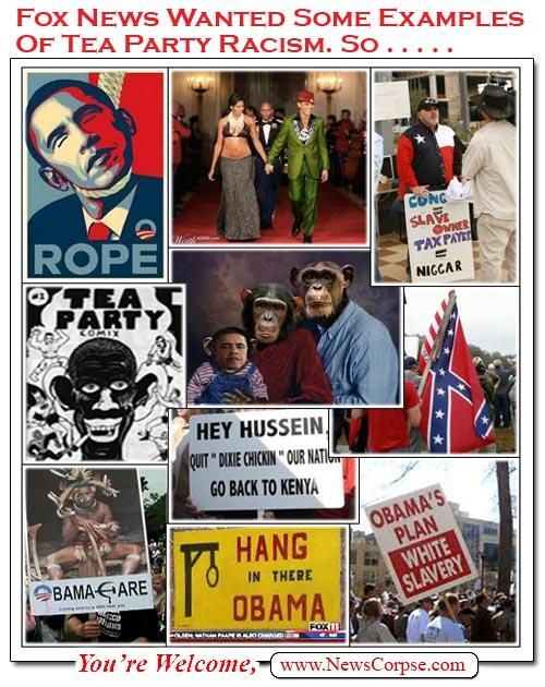 Image result for GOP tea party racist