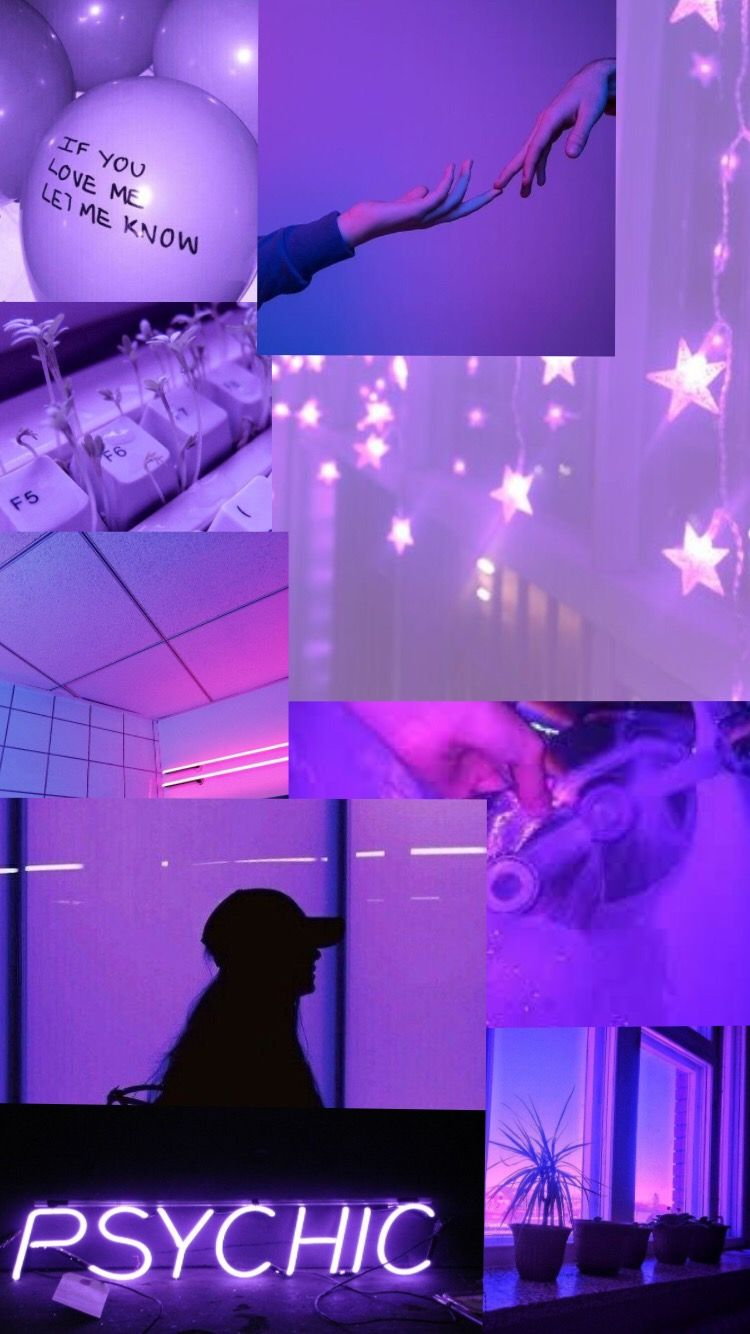 Purple Aesthetic Wallpaper Tumblr In 2019 Purple