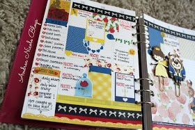 Andrea Nicole Blogs Planner Page Decor Plus Free Printable