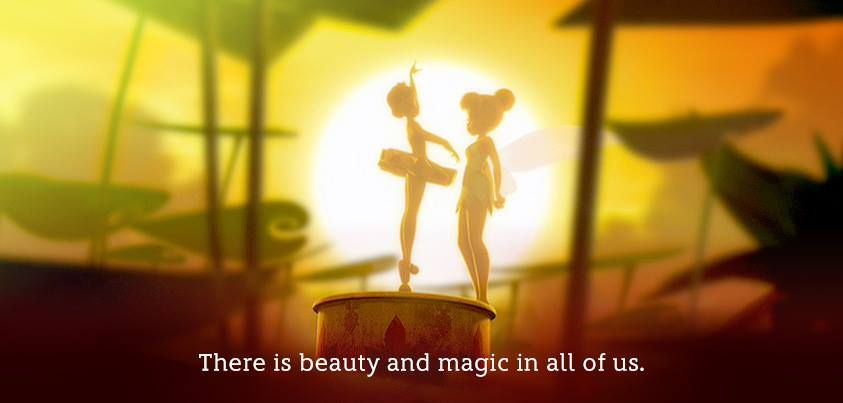 Quote from tinkerbell movie disney quotes pinterest quote from tinkerbell movie voltagebd Choice Image