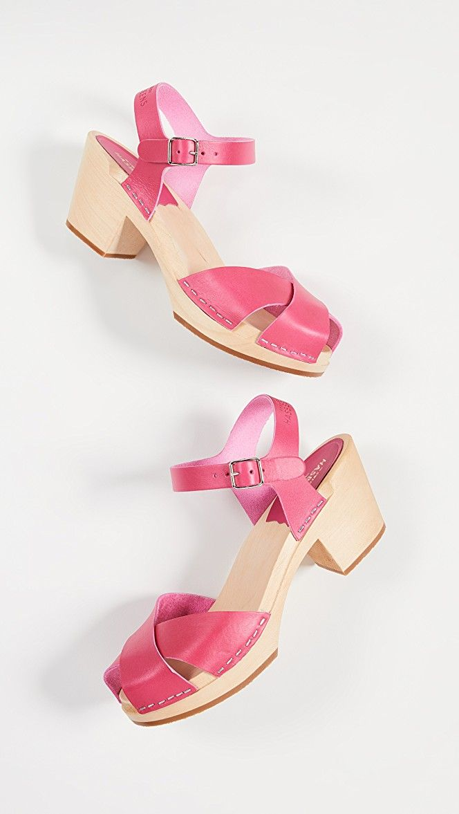 size 40 d8268 807ef Mirja Ankle Strap Clogs in 2019 | Shoes | Ankle strap, Clogs ...