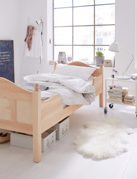 Car Moebel De discover the stylish country house bed of wood at car moebel de and