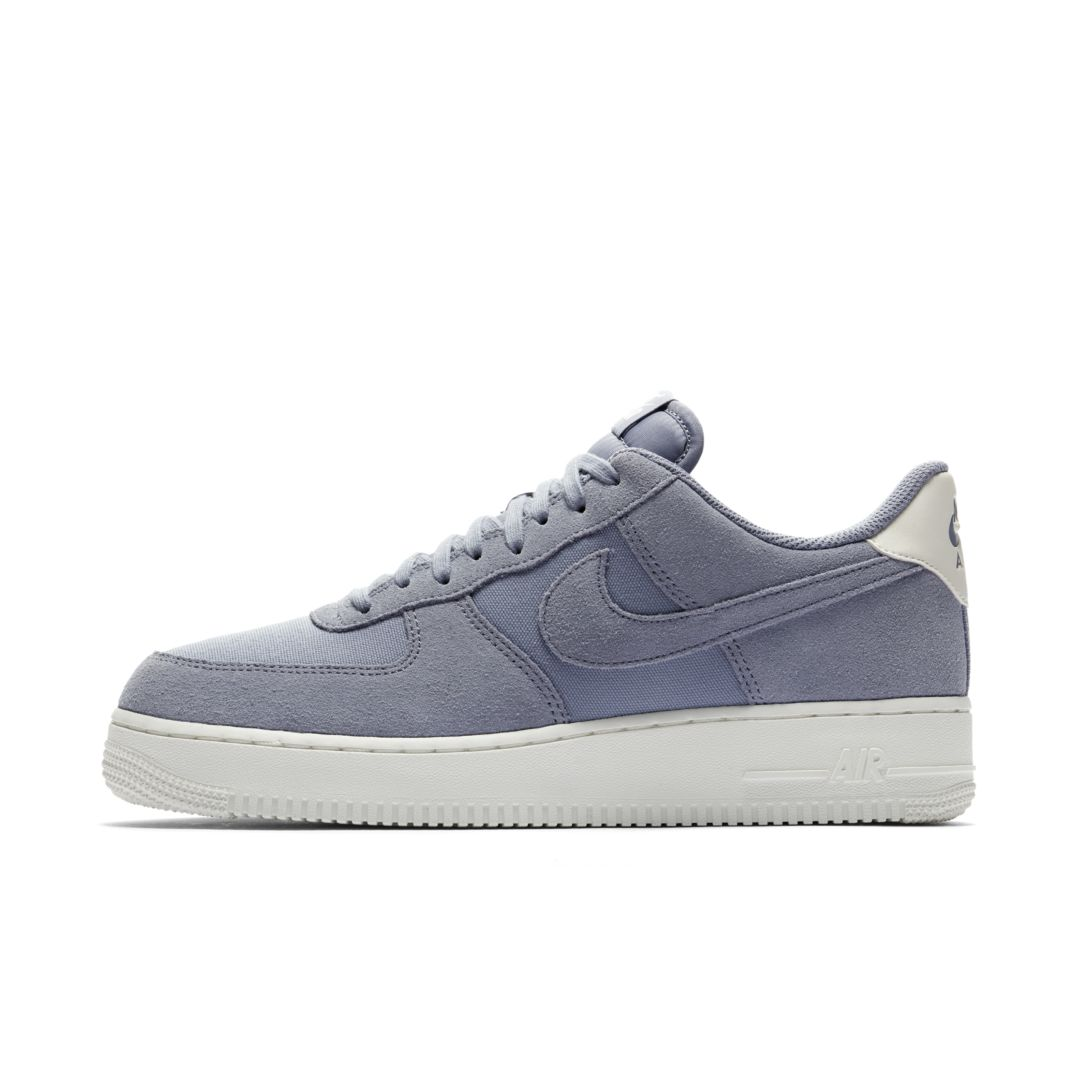 2e43886dc6b Nike Air Force 1  07 Suede Men s Shoe Size 10.5 (Ashen Slate ...