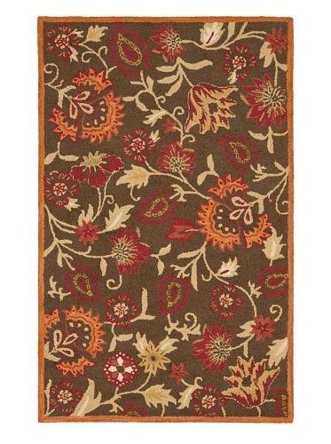 Safavieh Blossom Rug (Brown/Multi)