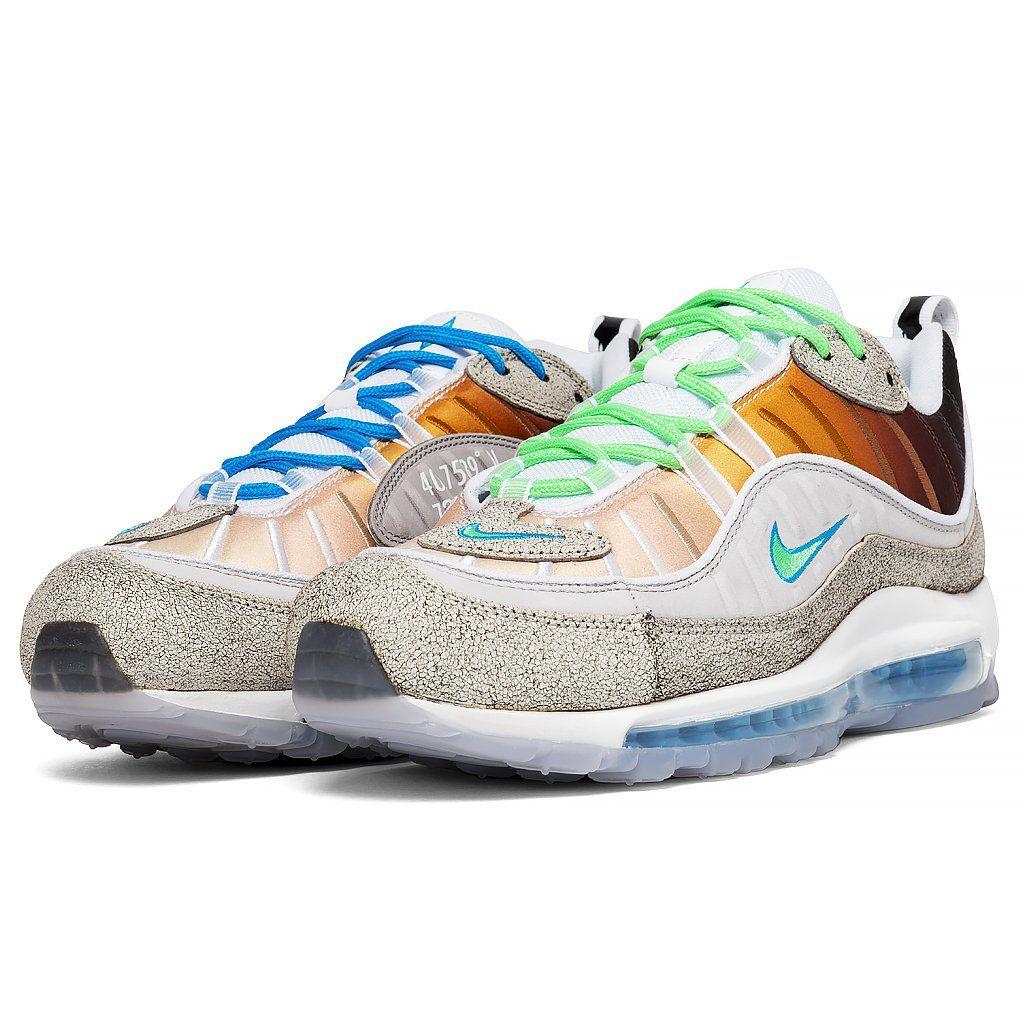 Nike Air Max 98 On Air Gabrielle Serrano Shoe.