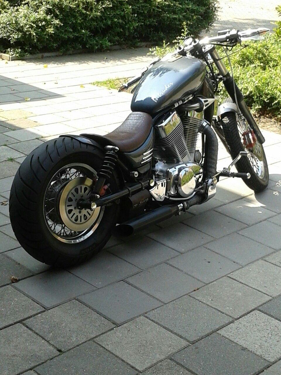 Intruder 1400 Custom Built Suzuki Bobber & Chopper Bikes