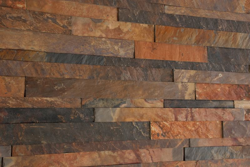 Artesia Murales African Sunset | New House | Natural stone ...