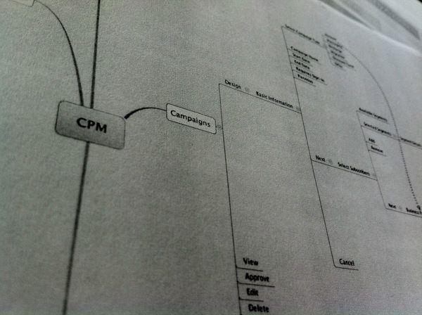 Telecom Analytics Suites by Ramakant Gawande, via Behance