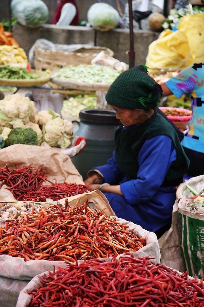 Chinese Market Cina