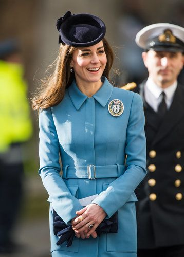 """Kate Middleton Reveals Prince George Is """"Obsessed"""" With the Air Cadets and Wants to..."""