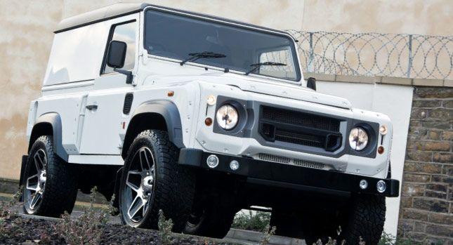 Kahn Land Rover Defender Diesel
