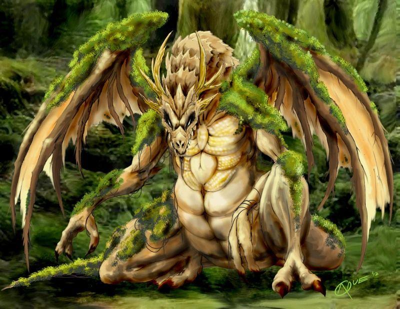 Earth Dragon: Dragons And Animation