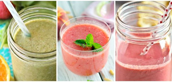 4 refreshing smoothie #recipes