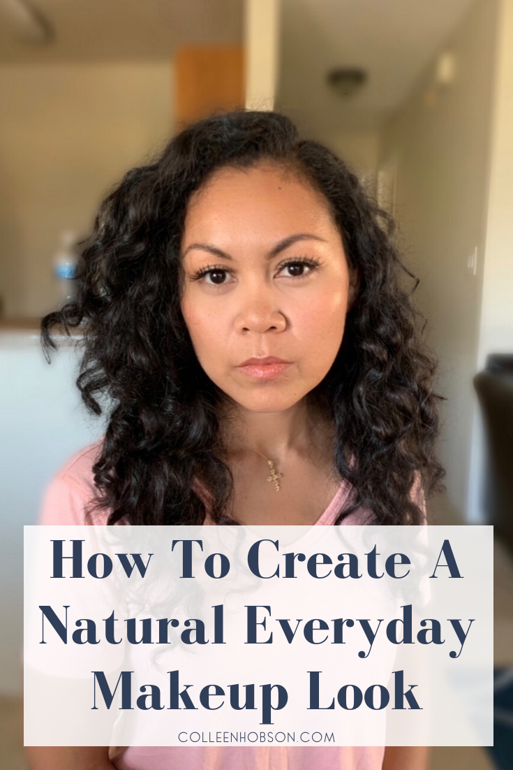 Natural Everyday Makeup Routine in 2020 (With images