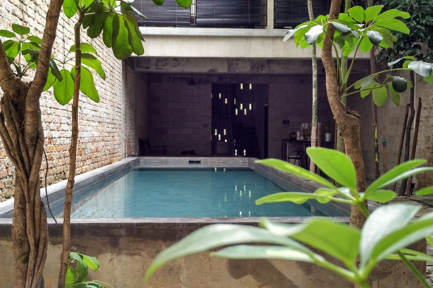 Courtyard House Private Pool 10 Beds Townhouses For Rent In Kuala Lumpur Courtyard House Townhouse For Rent Guest House