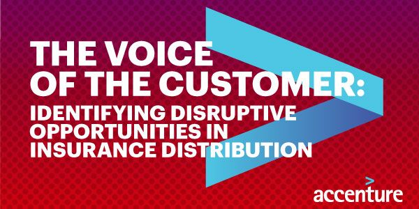 Identifying Disruptive Opportunities In Insurance Distribution