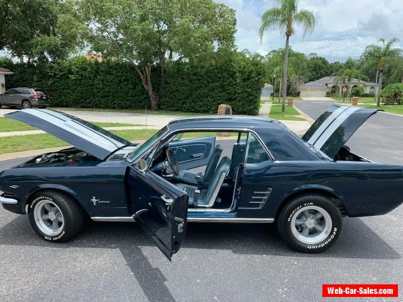 Car For Sale 1966 Ford Mustang