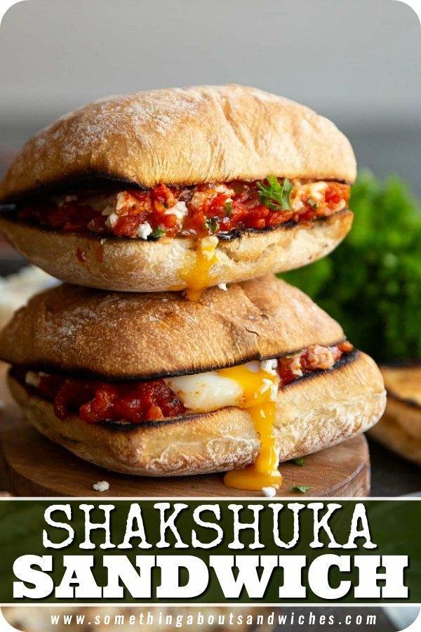 Shakshuka Sandwich