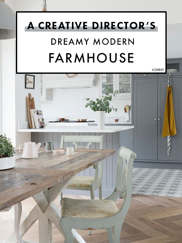 Her eye is drawn to rustic, modern pieces that are both clean and full of character. While she's well-studied in the decor arena, interior design is something that also comes quite naturally to this creative director.