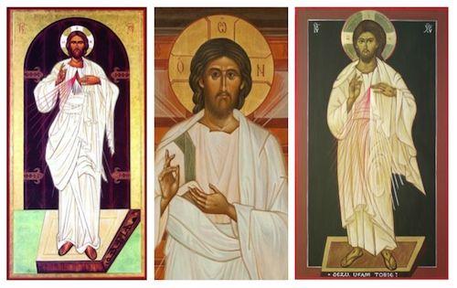 DROGA IKONY - warsztaty ikonopisania / The Way of Icon - Iconography workshop: Propozycje