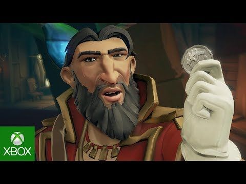 X018 Sea of Thieves The Arena Announce Sea of thieves
