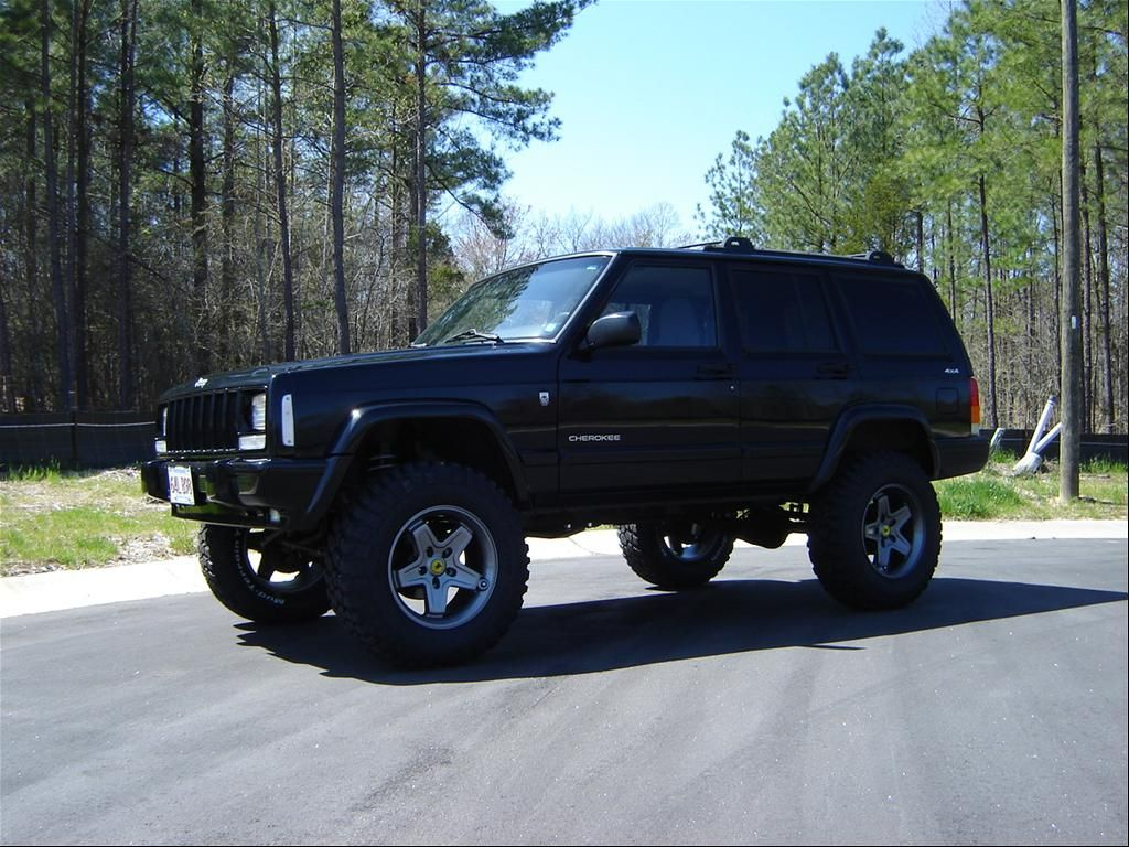 Jonsorgi s 2001 jeep cherokee i could do this for a first car