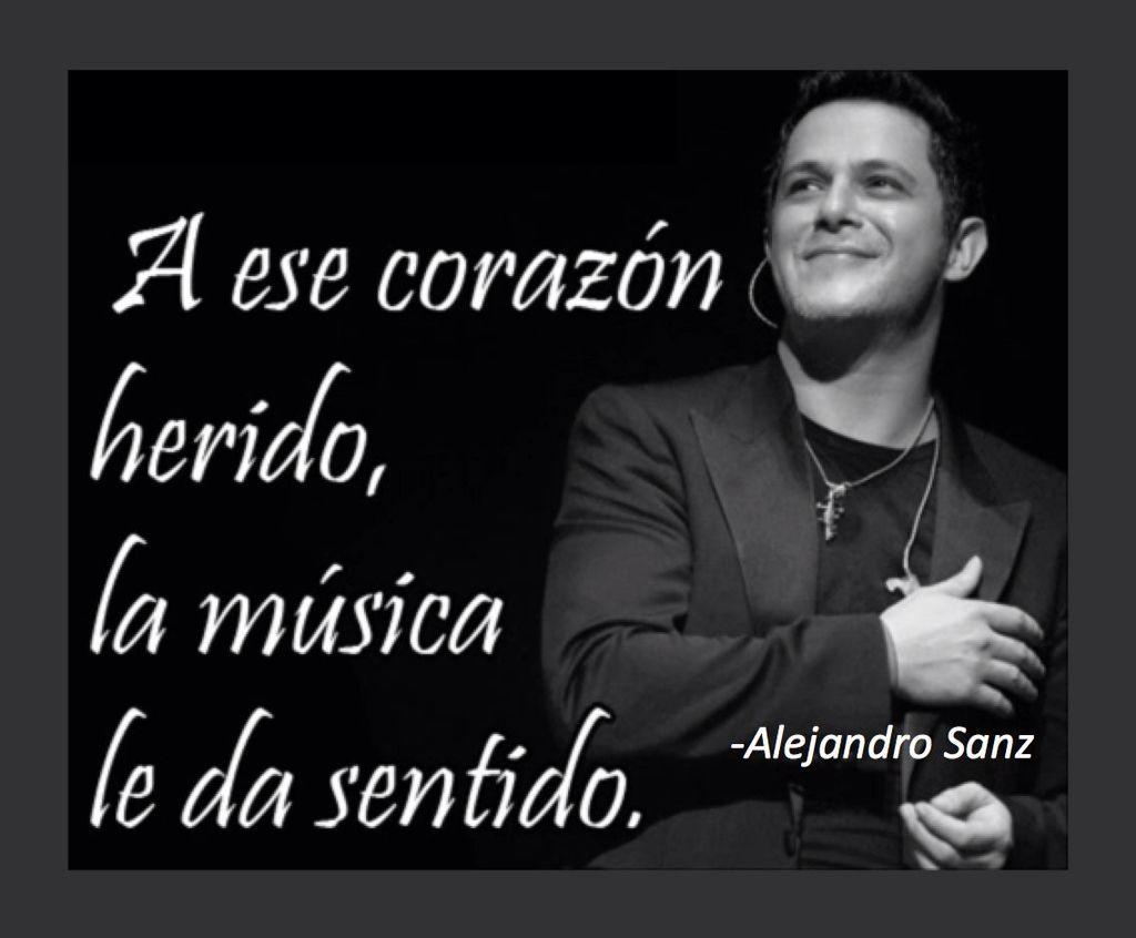 Alejandro Sanz Letras De Canciones Frases De Canciones Y Letras