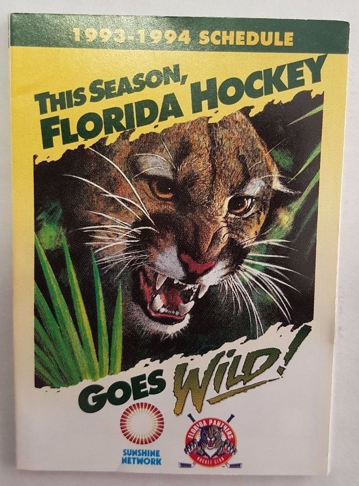 Where Do The Florida Panthers Play Home Games