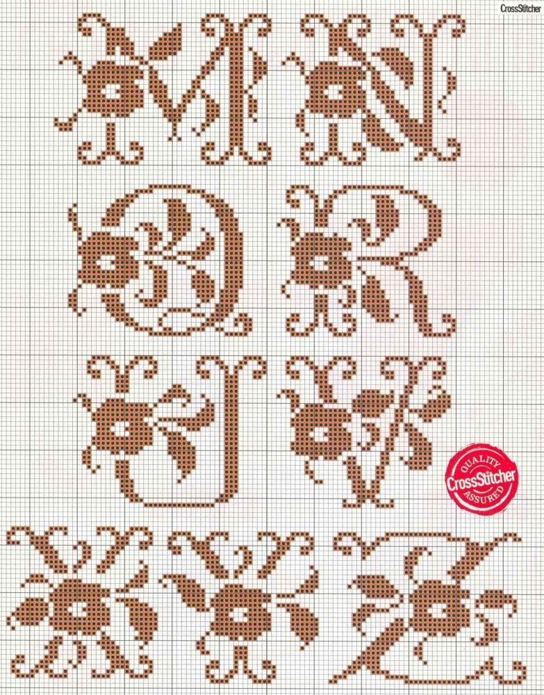 E おしゃれまとめの人気アイデア Pinterest Susan Eickermann 刺繍 刺しゅう アルファベット