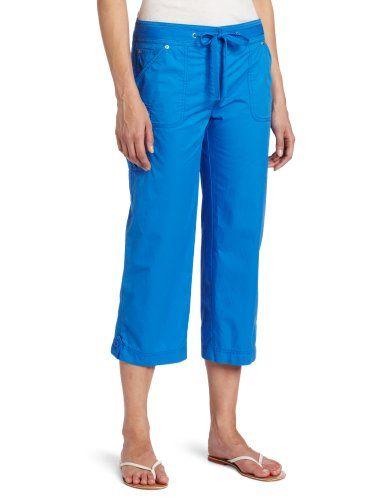 Jones New York Women`s Petite Crop Cargo Pant $11.86
