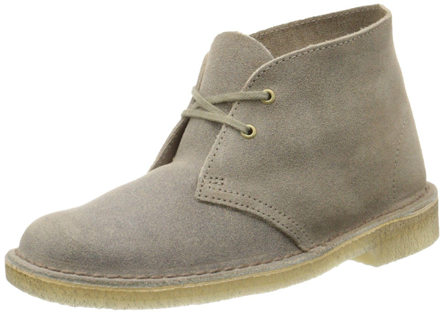 CLARKS Women's Desert Boot Ankle Bootie Review