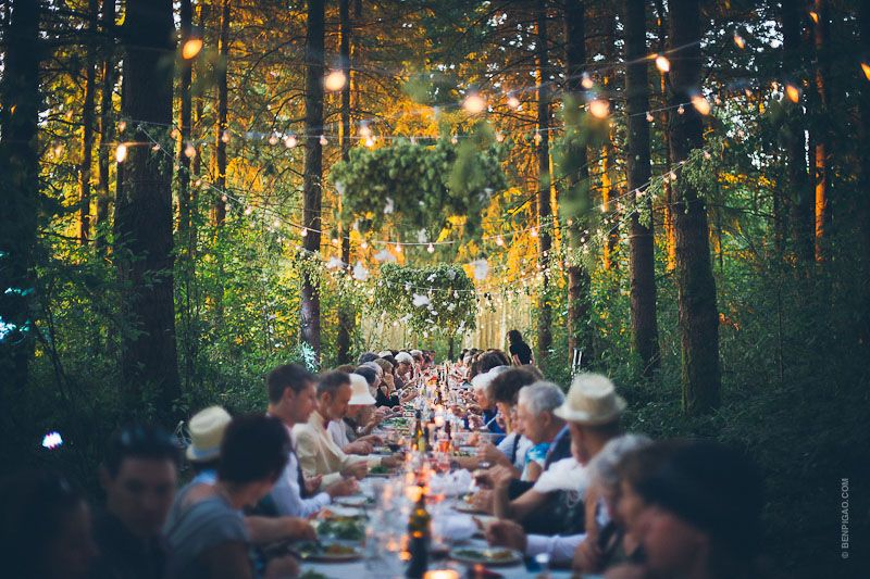 Enchanted Forest Dinner Ben Pigao Photography Anna