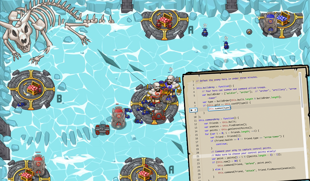 Codecombat Learn To Code By Playing A Game Coding For Kids Programming For Kids Online Programs