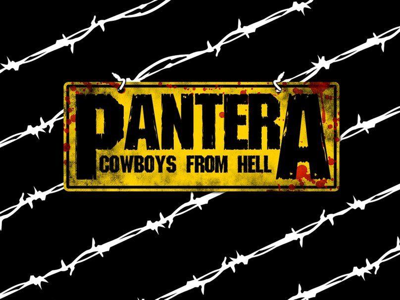 Get Pantera Wall Paper  Gif