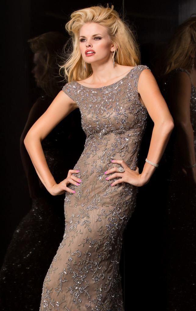 Scala 48449 Dress - MissesDressy.com | Evening wear ...