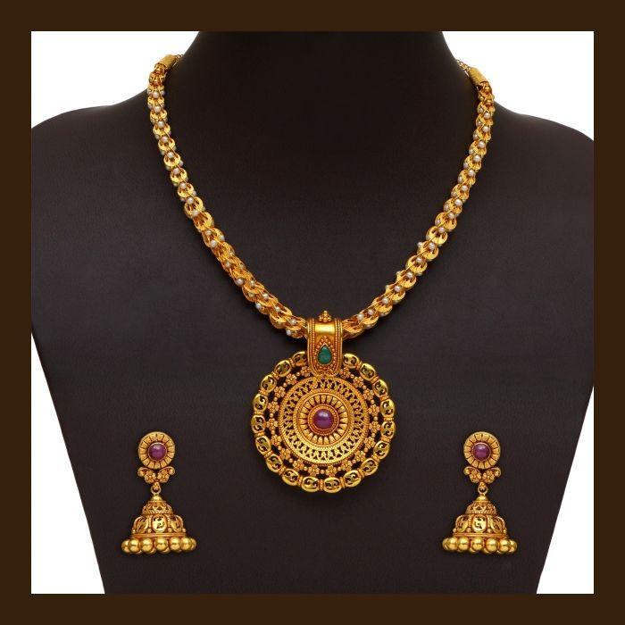 Gold antique necklace set 109a38996 106a43152 108a57909 vummidi gold antique necklace set 109a38996 106a43152 108a57909 vummidi bangaru jewellers aloadofball Image collections
