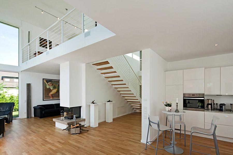 24 Treppe im wohnzimmer galerie