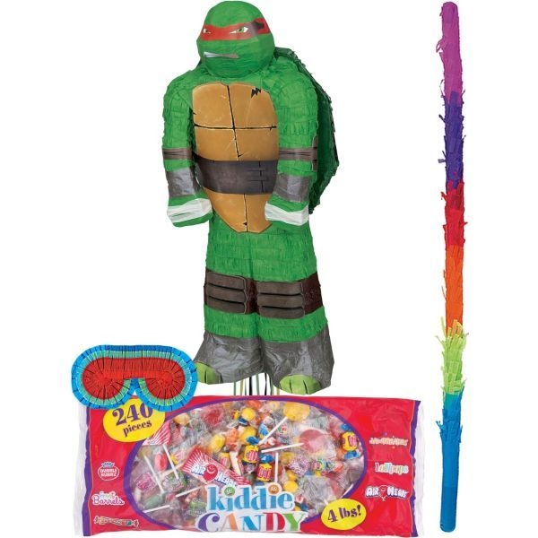 TEENAGE MUTANT NINJA TURTLES INFLATABLE 30 IN HAMMER inflate novelty toy NEW